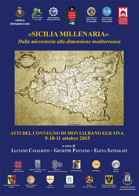 Copertina Atti Sicilia Millenaria
