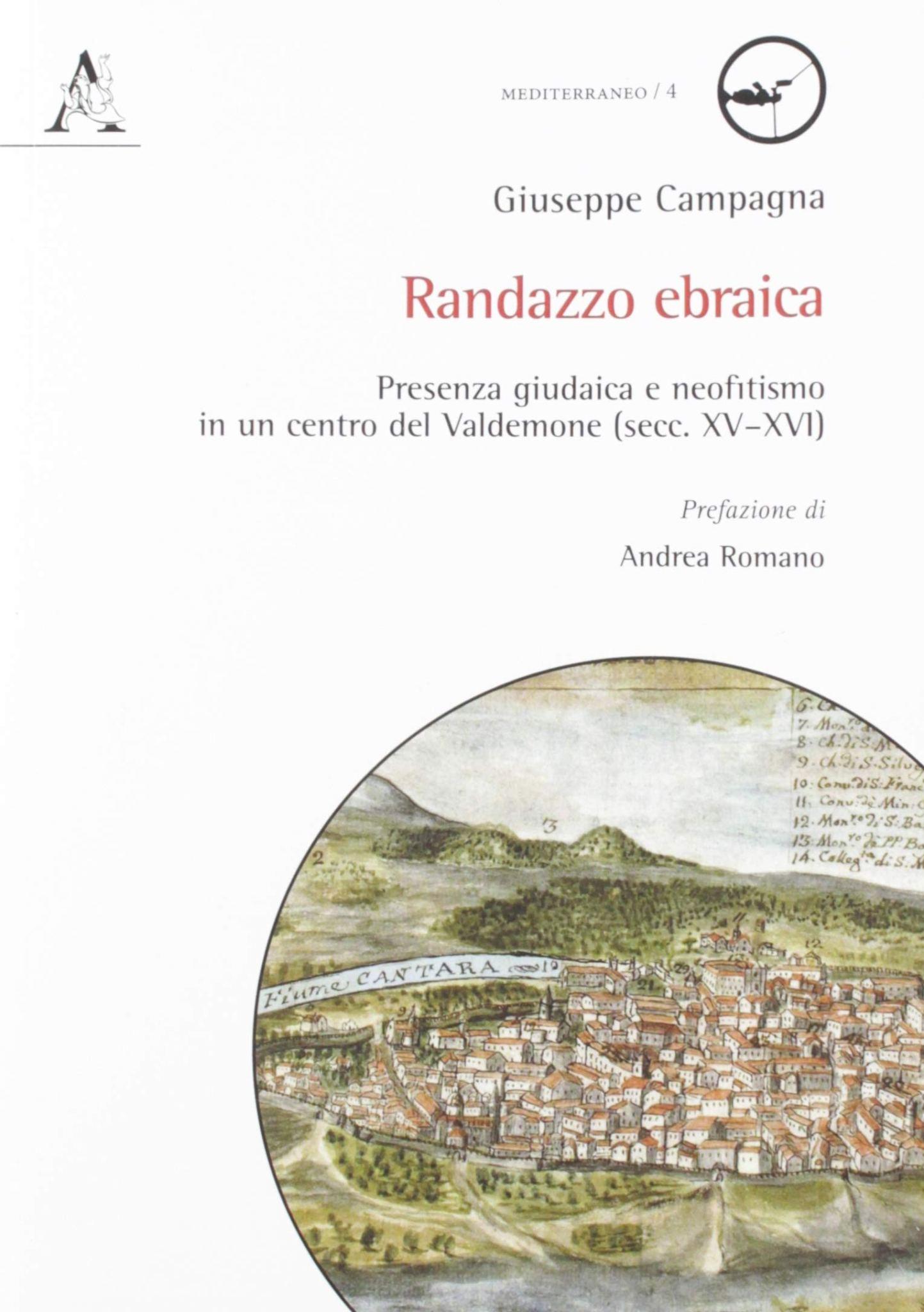 Randazzo Ebraica - Giuseppe Campagna